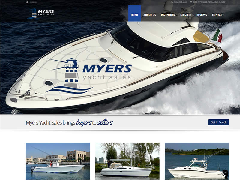 Myers Yachts