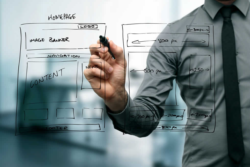 Why choose a website design professional ….