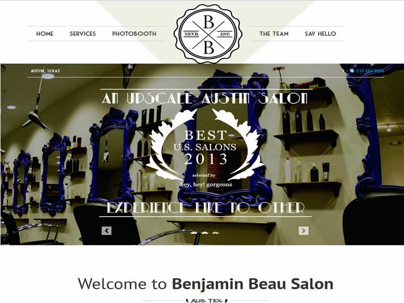Benjamin Beau Salon