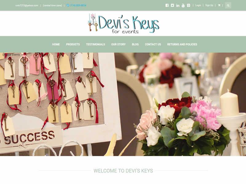 Devi's Keys