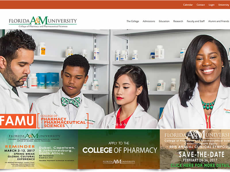FAMU College of Pharmacy and Pharmaceutical Services