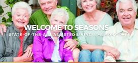 Ditibit launches new website design Seasons Memory Care