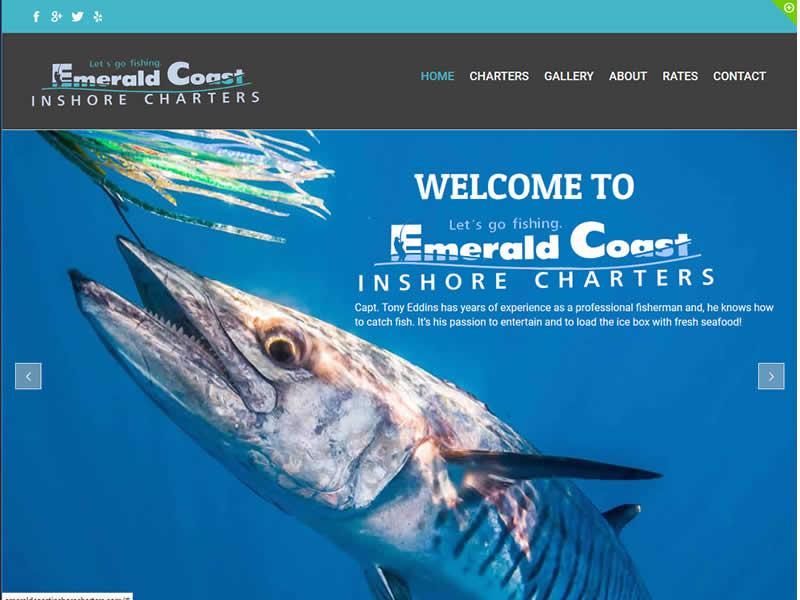 Emerald Coast Inshore Charters