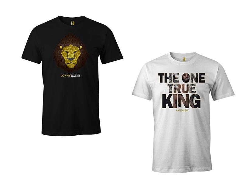 Jon Bones T Shirt