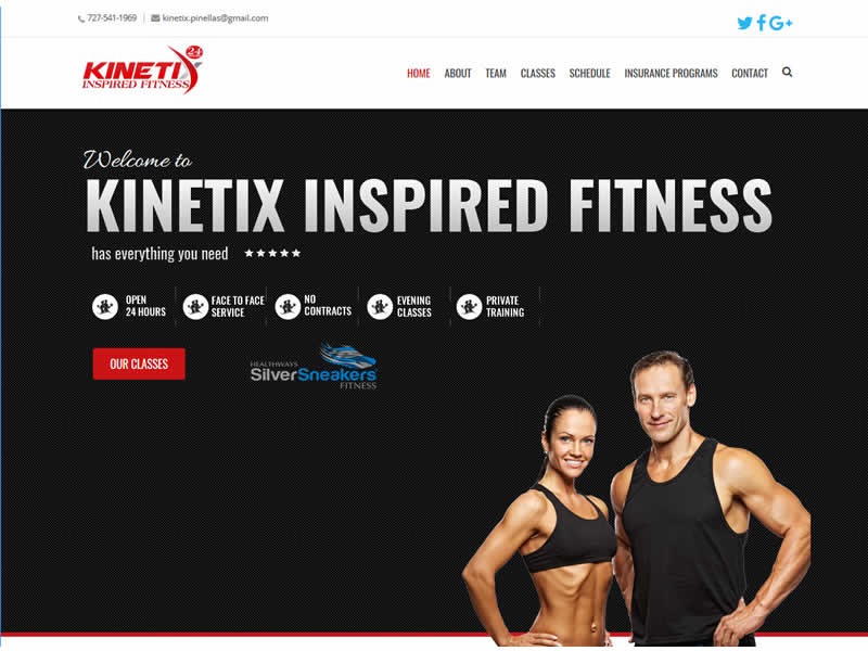 Kinetix 24