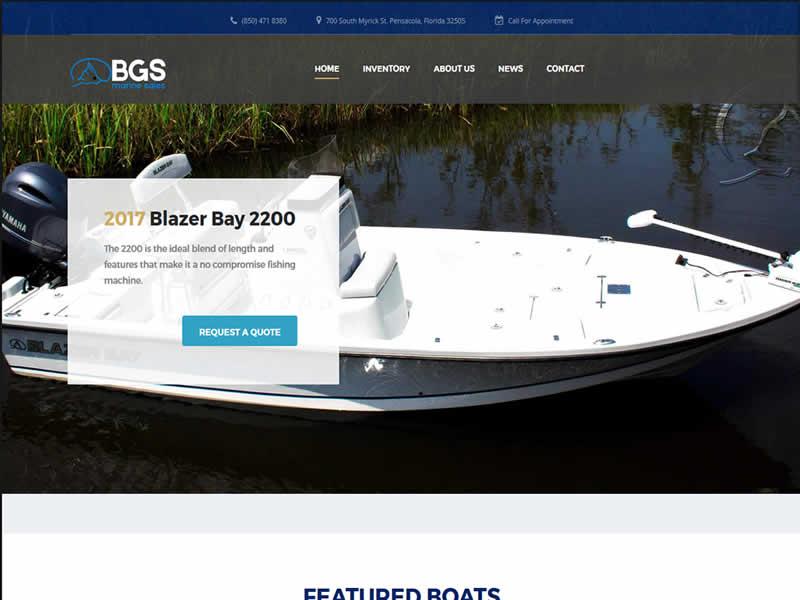 BGS Marine Sales