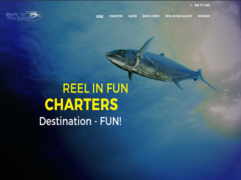 Reel In Fun Charters