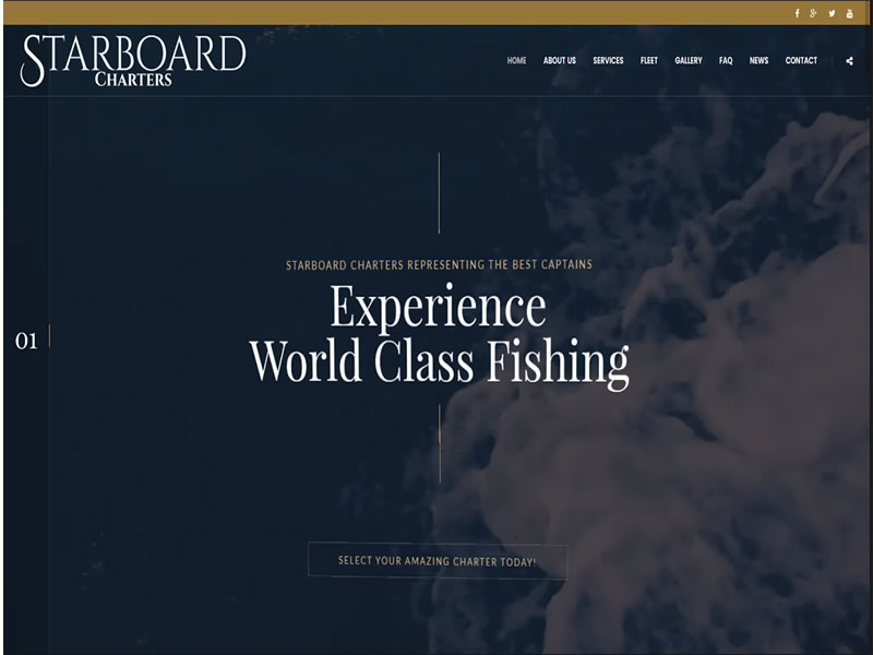 Starboard Charters