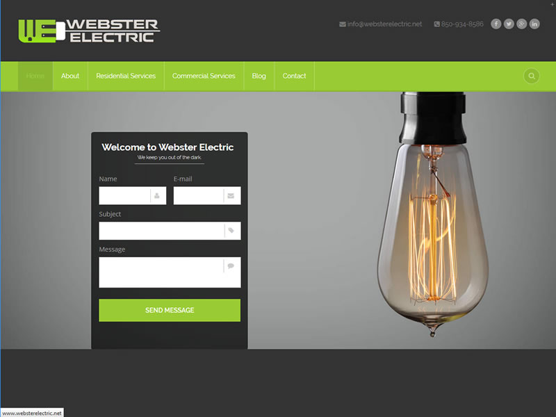 Webster Electric,Inc