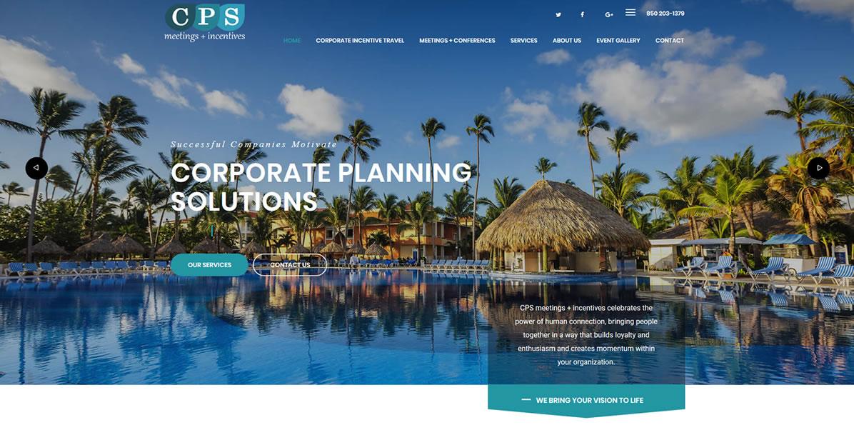 website design pensacola cps meetings